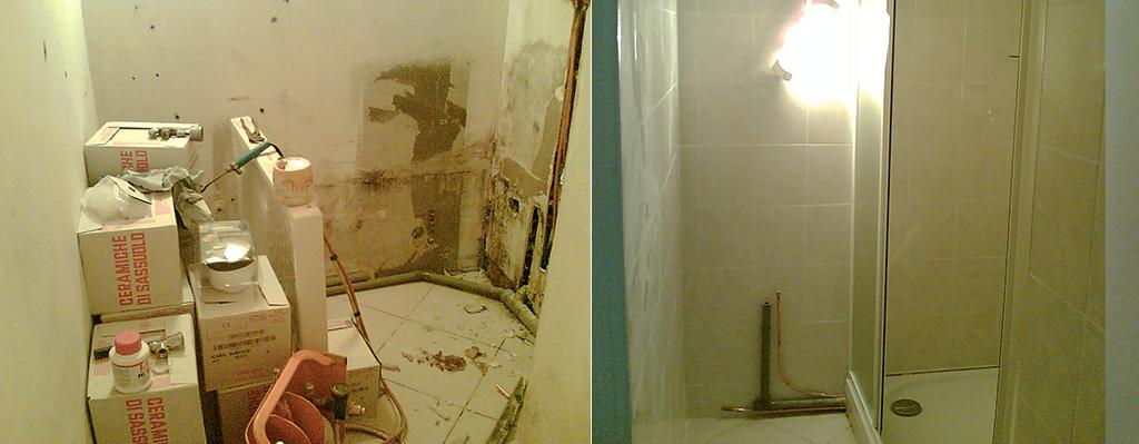 Realisations vos travaux au prix juste for Prix renovation salle de bain complete